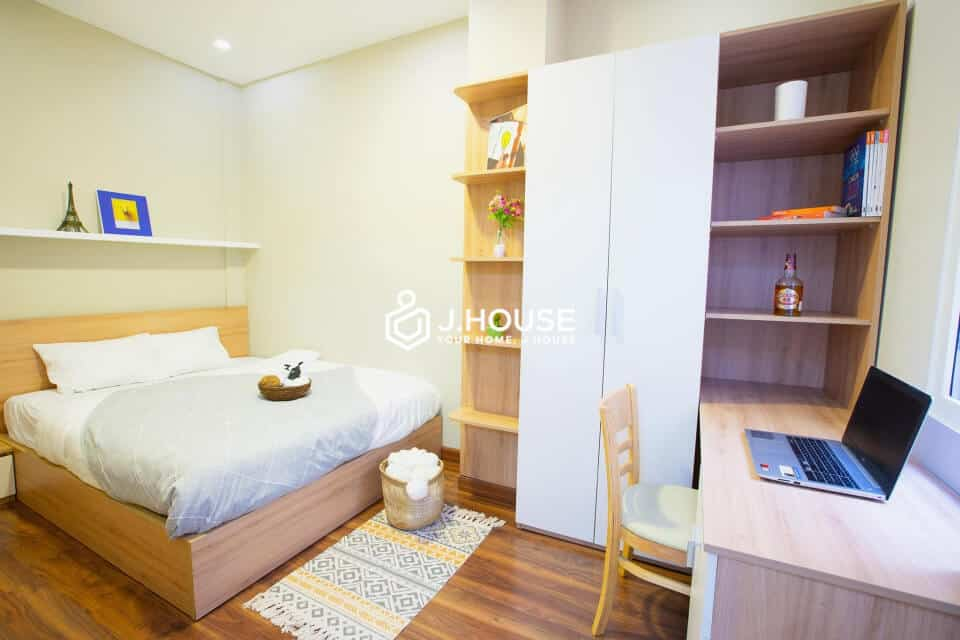 Cosy separate bedroom with nice design in District 1