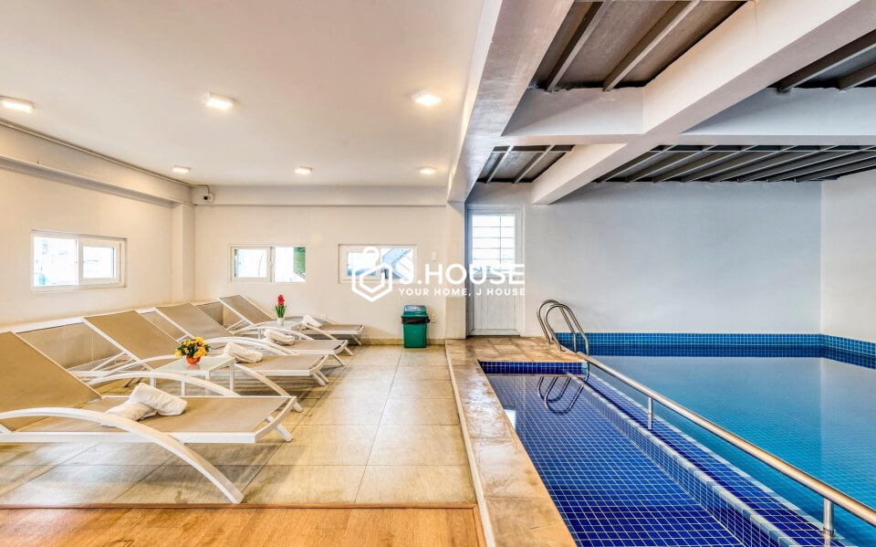 Serviced apartment with GYM and Pool in Tan Binh District
