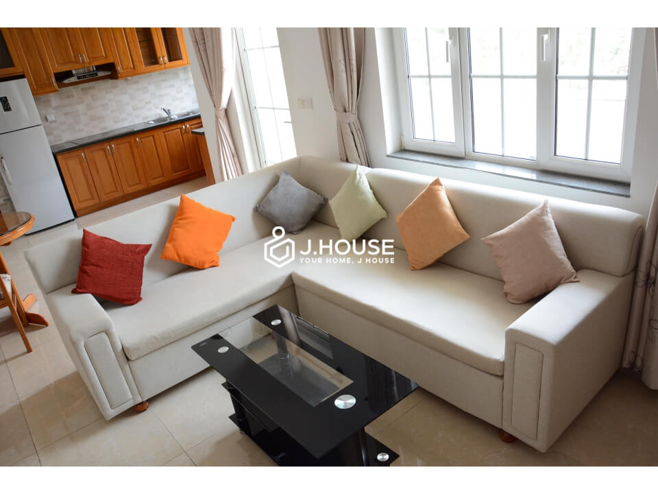 Comfortable 2 bedrooms with GYM & Pool in district 2