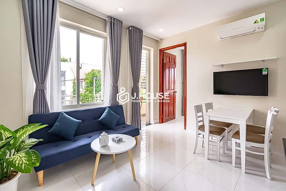 New and clean 1 bedroom apartment near D'Edge Thao Dien