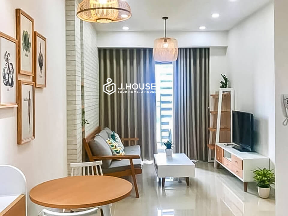 1 bedroom, 1 office apartment at The Sun Avenue