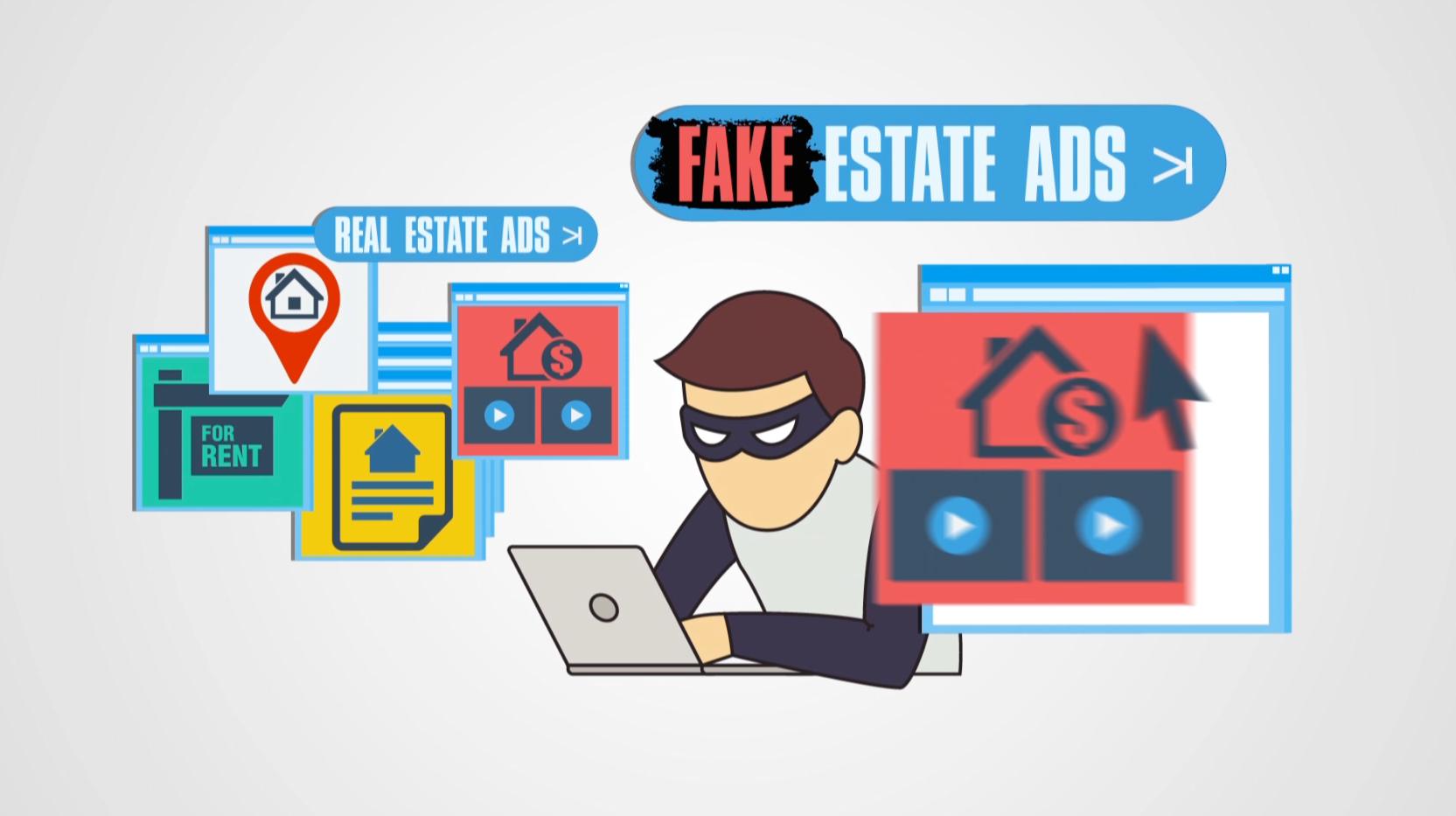 rental scam warning
