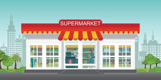 supermarket Jhouse