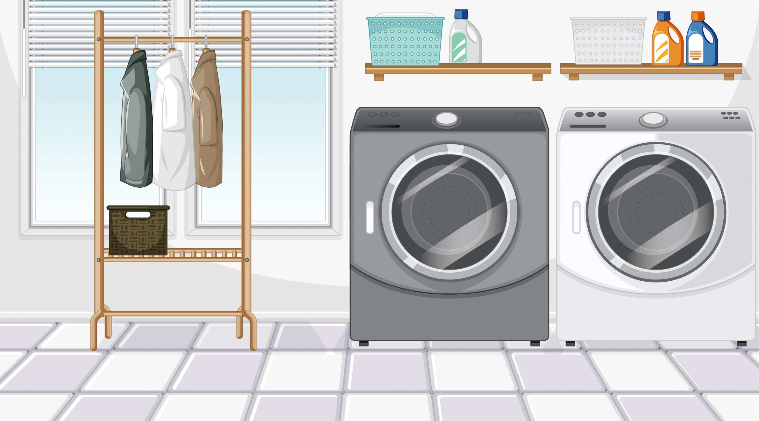 first-apartment-checklist-laundry-area