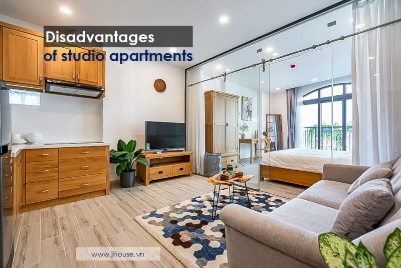 disadvantages-of-studio-apartments